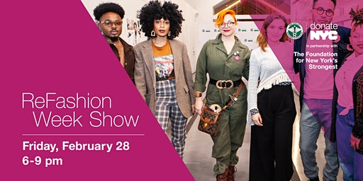 2020 ReFashion Runway Show