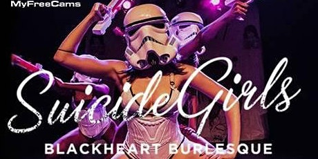 SuicideGirls Blackheart Burlesque tickets