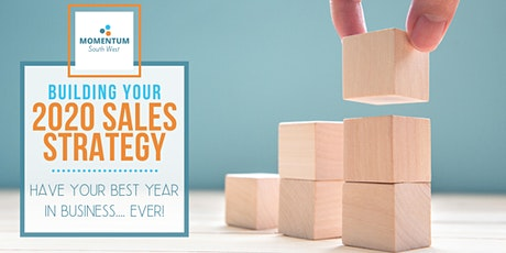 Building a Successful Sales Strategy  tickets