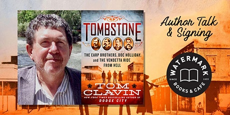 An Evening with New York Times bestselling author Tom Clavin! tickets