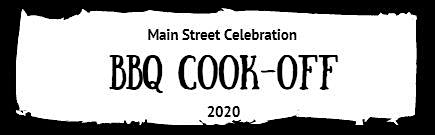 2020 BBQ Cook-Off at Wayland Main Street Celebration
