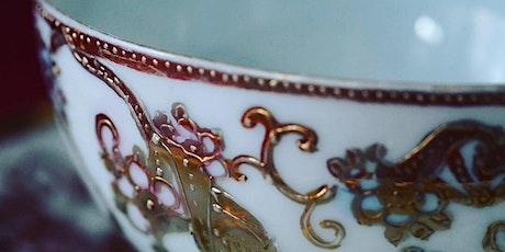 Celebrate Shakespeare's Birthday with Tea with Jeanie Goddard tickets