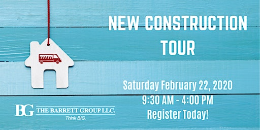February 2020 New Construction Tour