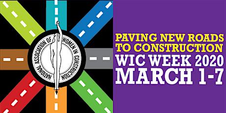 Women in Construction (WIC) Week 2020 tickets