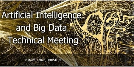 Artificial Intelligence and Big Data Technical Meeting