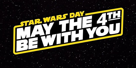 May the Fourth- Star Wars Pop-up Bar tickets