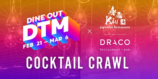 DTM Cocktail Crawl - March 2