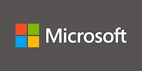 BMCC CCD and BLA Visit Microsoft billets