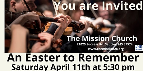An Easter to Remember tickets
