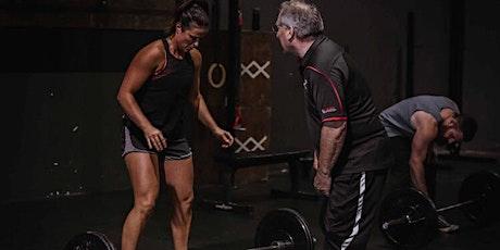 Crossfit Beyond Sport Cohen Weightlifting Seminar tickets