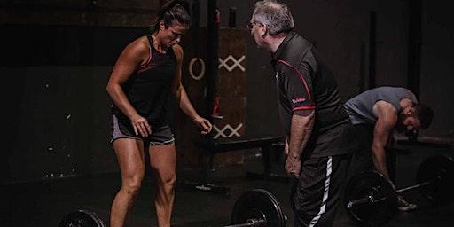 Crossfit Beyond Sport Cohen Weightlifting Seminar