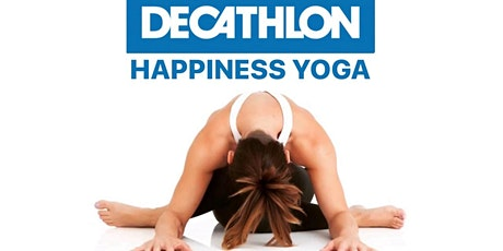 HH613  Happiness Yoga - March Edition tickets