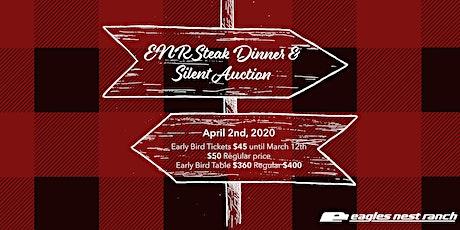 2020 ENR Steak Dinner & Silent Auction tickets