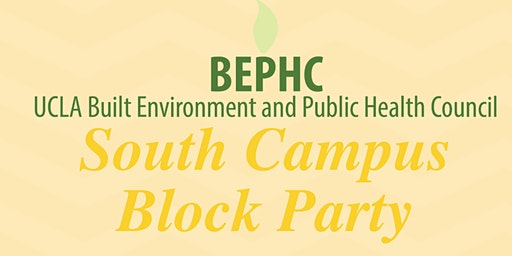 South Campus Block Party