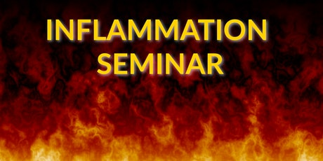 Help for Inflammation! Seminar tickets