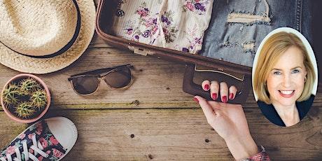 Canceled Travel Smart, Pack Light w/ Travel Expert Anne McAlpin tickets