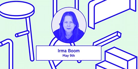 Design Lecture Series with Irma Boom tickets