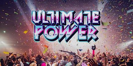 Ultimate Power - Bristol tickets