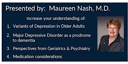 Depression in Older Adults: Diagnosis & Treatment