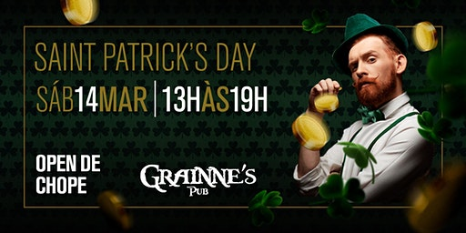 St Patrick's Day no Grainne's PUB