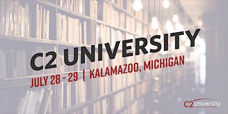 C2 University 2020 tickets
