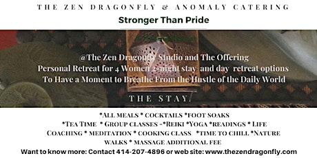 Stronger Than Pride- A Healing Retreat tickets