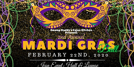 Swamp Daddy's Presents: 2nd Annual Mardi Gras Ball tickets
