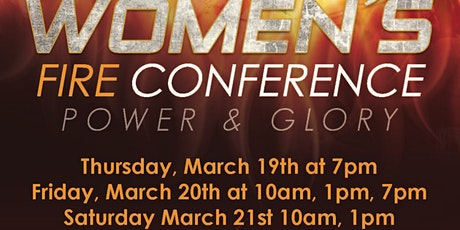 WOMEN'S FIRE CONFERENCE tickets