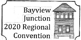 NMRA NFR 2020 Convention - BAYVIEW JUNCTION