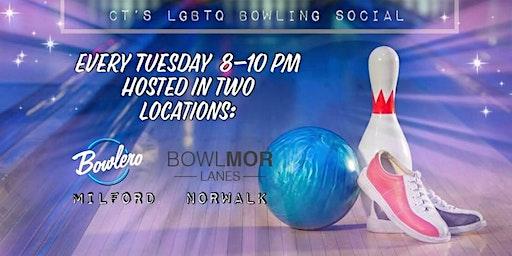 Milford, CT LGBTQ Bowling Social