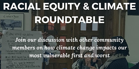 Greenovate Boston Racial Equity & Climate Roundtable 2 tickets