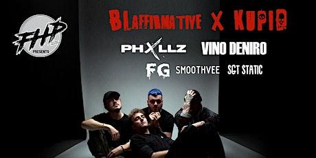 BLaffirmative x Kupid - Brixton Jamm tickets