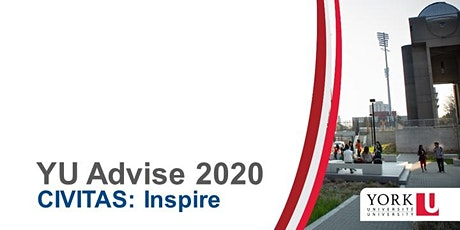 YU Advise 2020 (Day 2, morning session, lunch, and celebration) tickets