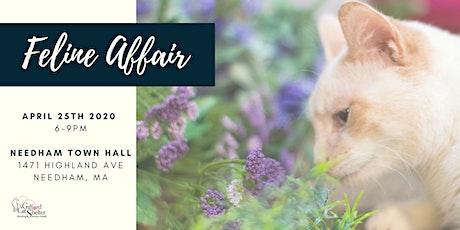 A Feline Affair 2020: A Fundraiser to Support Homeless Cats tickets