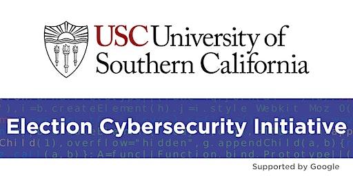 USC Election Cybersecurity Initiative - Kentucky Workshop