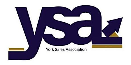 York Sales Association - RBI Event tickets