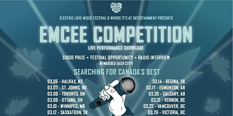 03.08 Emcee Competition (Toronto) tickets