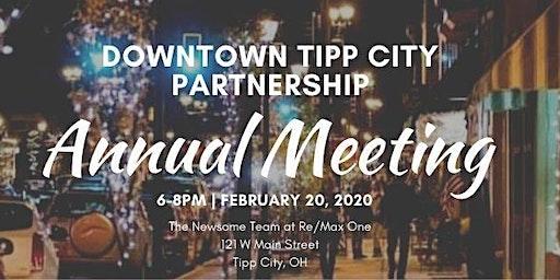 Downtown Tipp City Partnership Annual Meeting