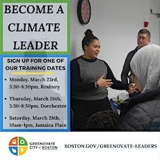 2020 Winter Greenovate Boston Leaders 1 - Roxbury tickets