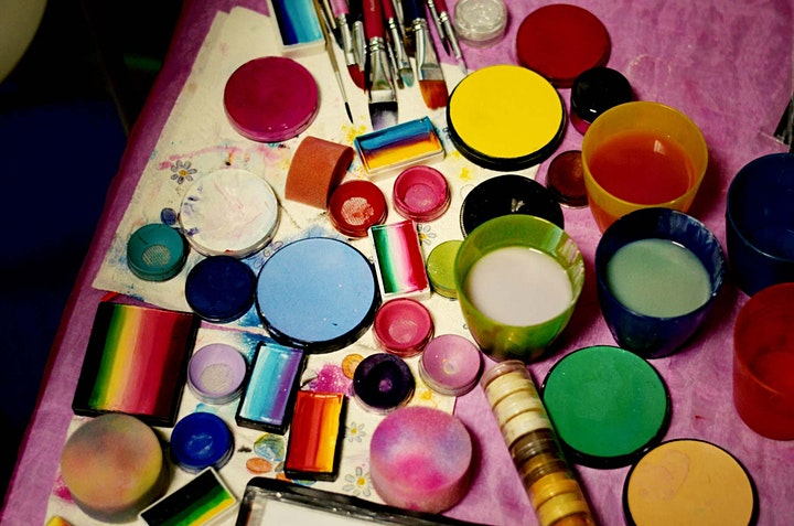 Immagine Corso di face painting - livello base - Baby Brush - Kolorami