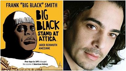 Author Talk: Big Black - Stand at Attica tickets