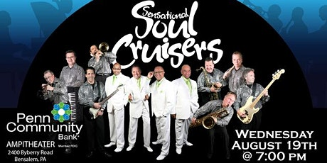 Sensational Soul Cruisers tickets