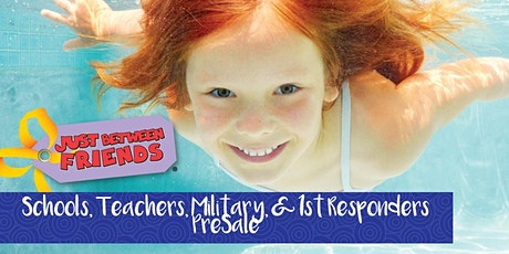 HUGE Children's Sale - SCHOOLS, TEACHERS, & MILITARY FAMILIES PRESALE - Just Between Friends Cypress Spring 2020 tickets