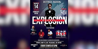 Gospel Explosion featuring Deitrick Haddon