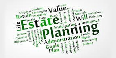 "Estate Planning ""WIll You Be Ready?"" tickets"