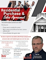 Residential Purchase and Sale Course