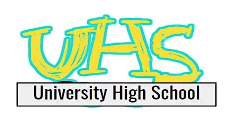 University High School Information Session tickets