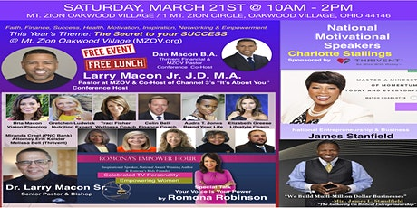 Mt. Zion Freedom Conference tickets
