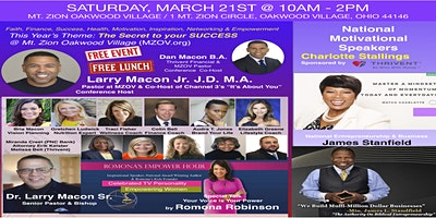 Mt. Zion Freedom Conference