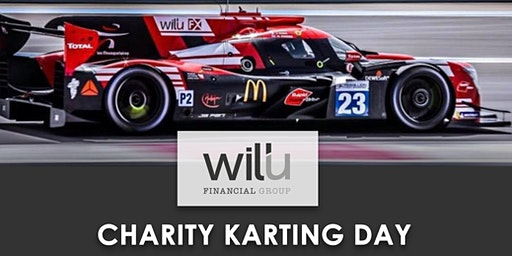 WillU Financial Group Charity Karting